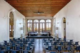 Palazzo Foscolo sala conferenze