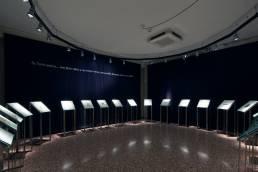 Pinacoteca Alberto Martini esposizione sala 3